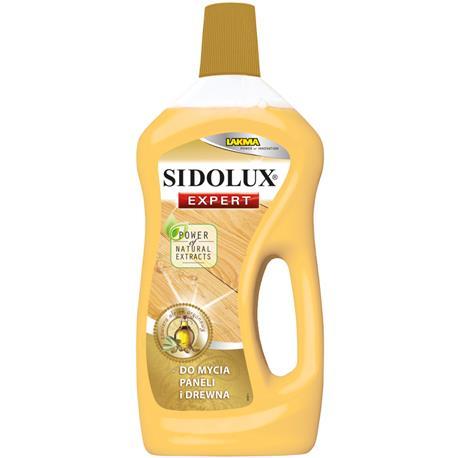 Płyn Sidolux do mycia paneli i drewna 750 ml-19864