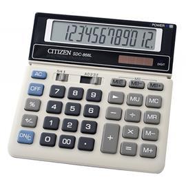 Kalkulator Citizen SDC-868L 12 p.