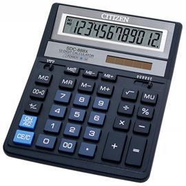 Kalkulator Citizen SDC-888X BL 12 p.