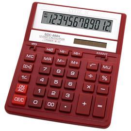 Kalkulator Citizen SDC-888X RD 12 p.