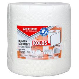 Ręcznik w roli Office Products Kolos celul. 2w bia