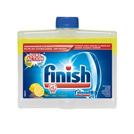 Finish do czyszczenia zmywarek 250ml Lemon