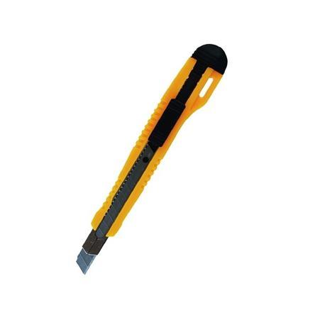 Nóż biurowy Grand 9mm z prowadnicą-20098
