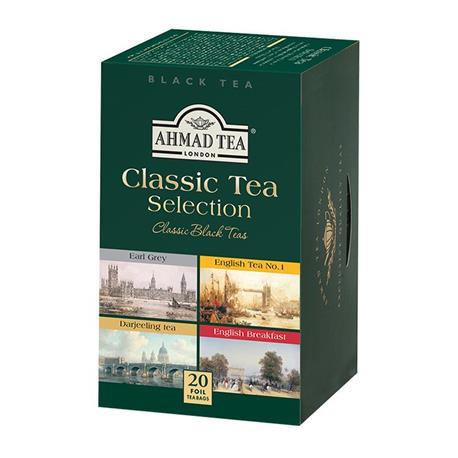 Herbata Ahmad Classic Tea Collection 20 kop-20084