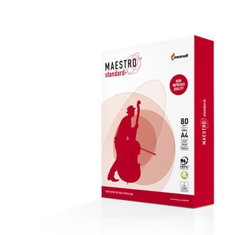 Papier A4 Maestro Standard Plus 80g -20121