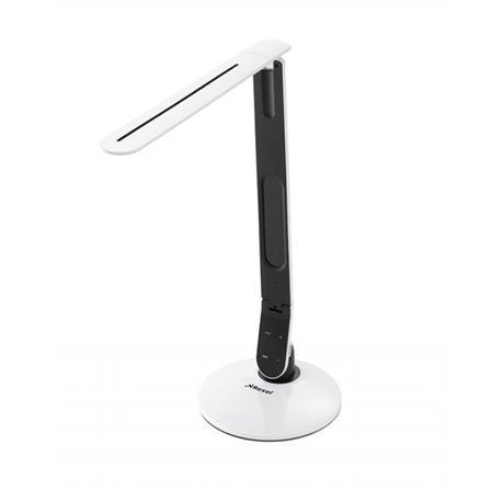 Lampka biurkowa ActiVita Strip LED biało czarna-20290