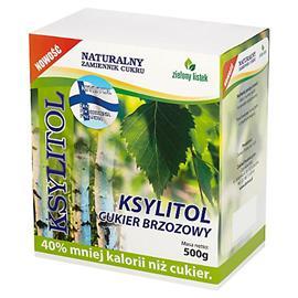 Ksylitol Zielony Listek 0,5 kg