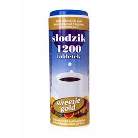 Słodzik Sweetie Gold 1200 tabl.