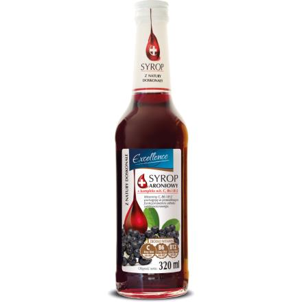 Syrop Excellence Aronia 320ml-20303