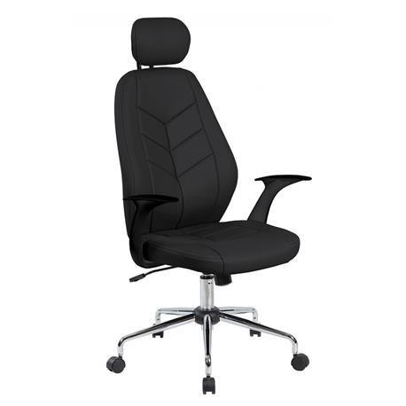 Fotel biurowy Tenerife czarny -21044