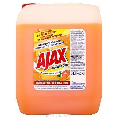 Płyn Ajax uniwersalny 5L Baking soda-21105