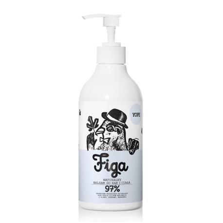 Balsam do rąk i ciała Yope Figa 300ml-16166