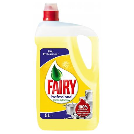 Płyn do naczyń Fairy Lemon Profesionalny 5l-21147