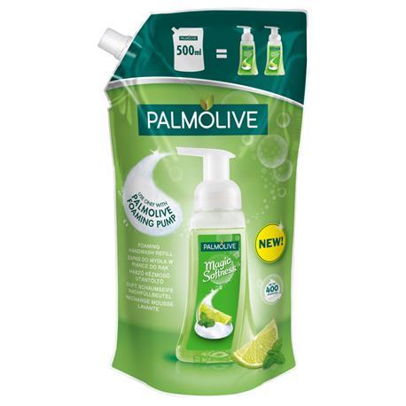 Mydło w piance Palmolive 500ml Limonka i Mięta zap-21293