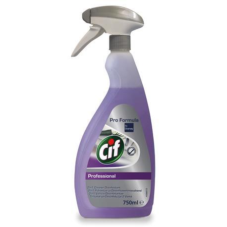 Cif Diversey 2w1 preparat do dezynfekcji 750ml-21300