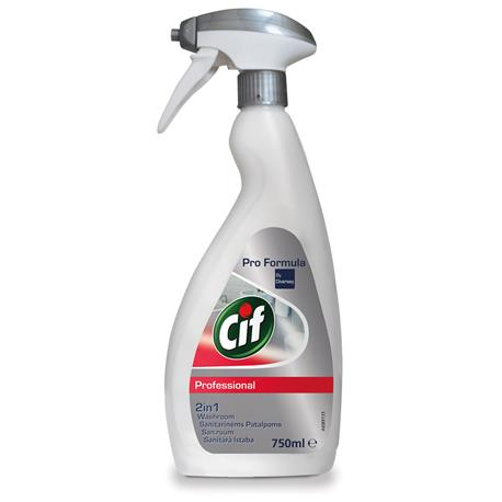 Cif Diversey 2w1 preparat do sanitariatów 750ml-21307
