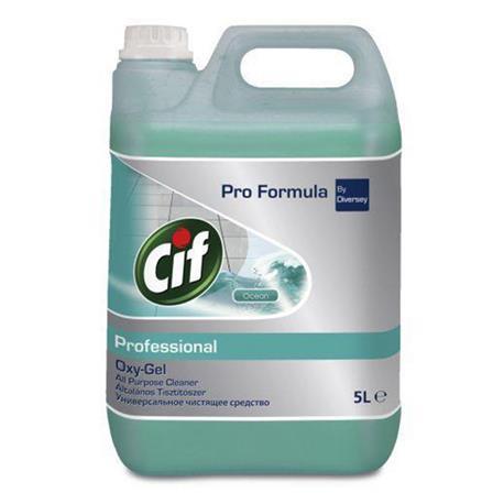 Cif Diversey preparat do mycia podłóg Oxy Gel 5L-21311