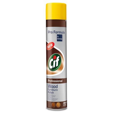 Cif Diversey spray do mebli Wood 400ml-21314