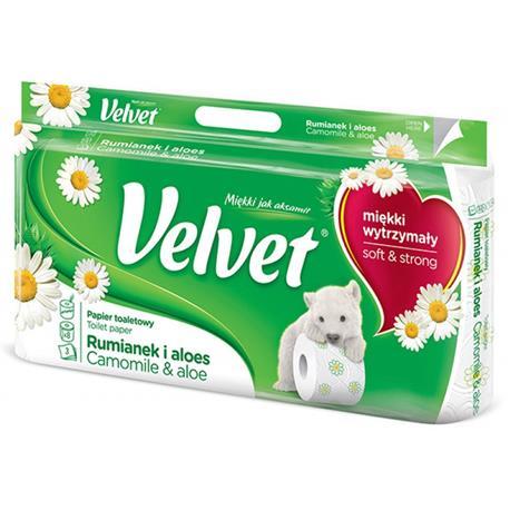 Papier toaletowy Velvet Rumianek i Aloes (8)-21332