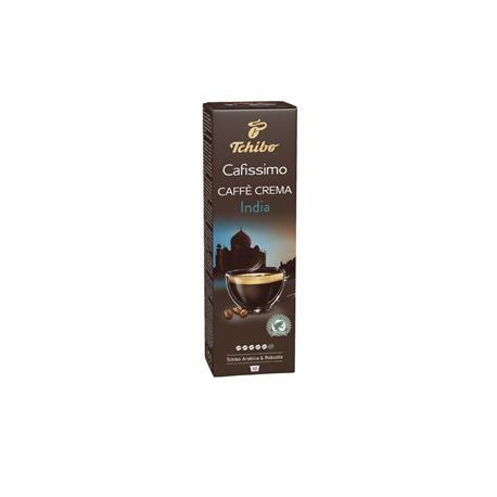 Kawa Tchibo Cafissimo Cafe Crema India Sirisha (10-21397