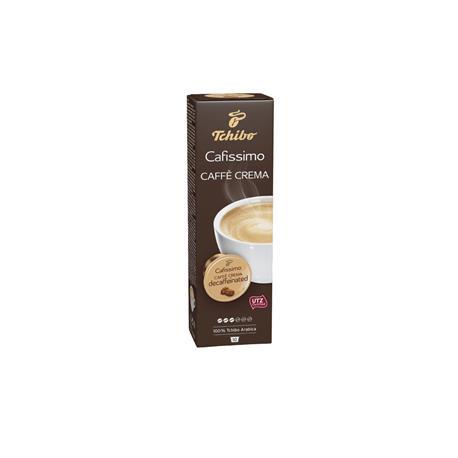 Kawa Tchibo Cafissimo Cafe Crema Decaffeinated(10)-21399
