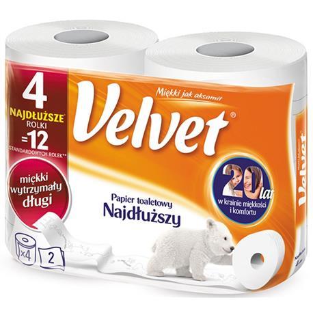Papier toaletowy Velvet najdłuższy (4)-21417