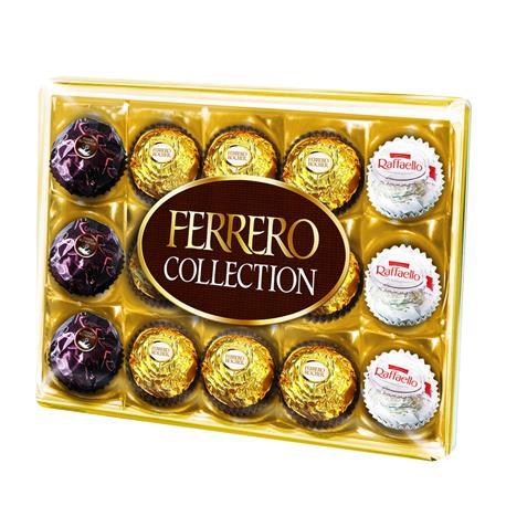 Bombonierka Ferrero Clollection 172g (15 szt)-21372