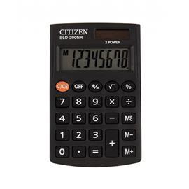 Kalkulator Citizen SLD-200NR kieszonkowy 8 p.