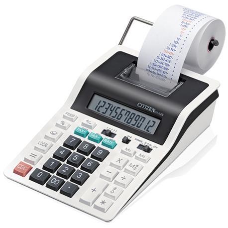 Kalkulator Citizen CX32 N z drukarką*-21680