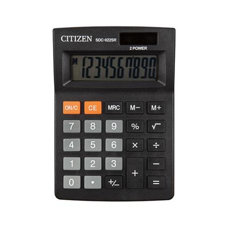 Kalkulator Citizen SDC-022SR 10 p.*-21665