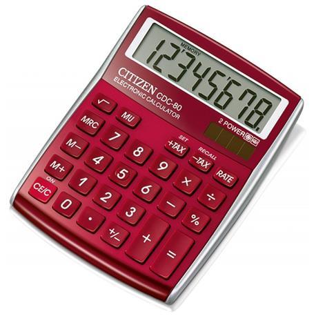 Kalkulator Citizen CDC-80 RDWB 8 p.*-21674