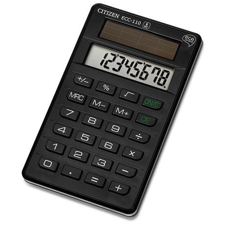 Kalkulator Citizen ECC-110 8 p.*-21677