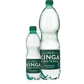 Woda Kinga Pienińska niskosod.natural 1,5l (6szt.)