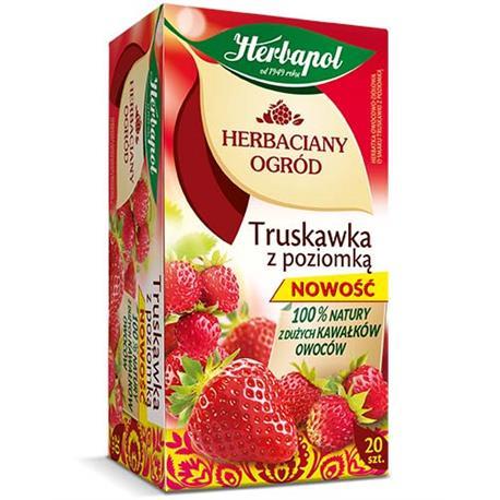 Herbata Herbapol Herb. Ogród truskawka (20)-21834
