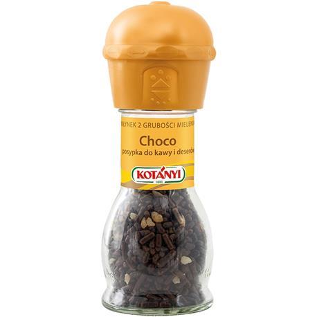 Młynek Kotanyi Choco do kawy i deserów -21849