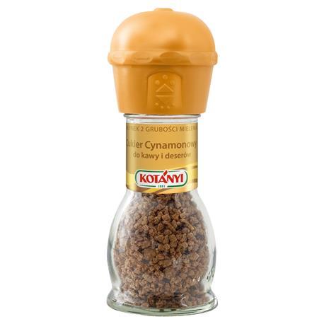 Młynek Kotanyi Cukier Cynamon. do kawy i deserów -21851