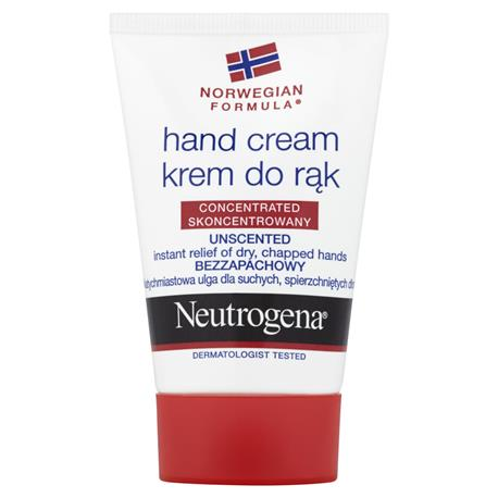 Krem do rąk Neutrogena bezzapachowy 50ml-21872