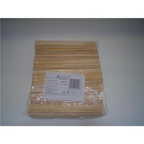 Mieszadełka drewniane 190mm (1000)-22032