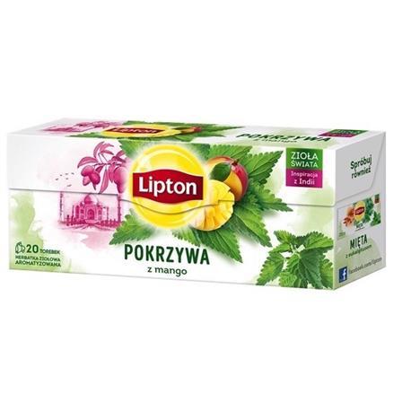 Herbata Lipton Pokrzywa z mango 20 t *-22048