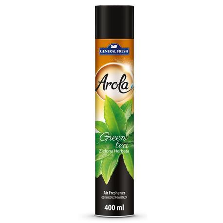 Odświeżacz Arola spray 400ml Zielona herbata-22281