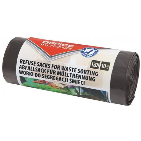 Worki do segr.odpadów Bio 120l (10) Office Product-22260