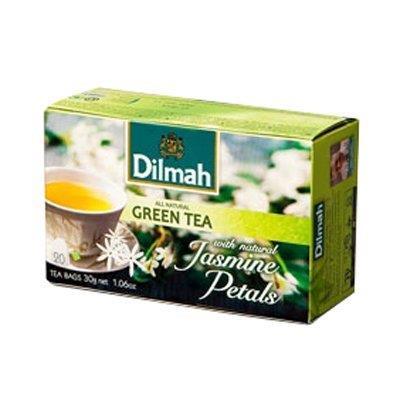 Herbata Dilmah Green Tea Jaśmin 20 kopertek-22408
