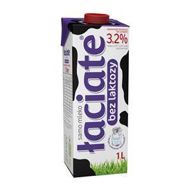 Mleko Łaciate bez laktozy 1,5% 1L