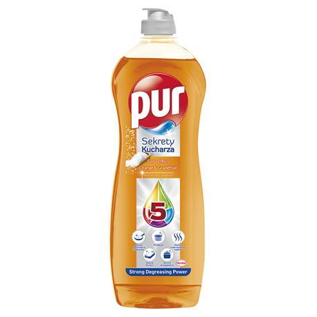 Płyn do naczyń Pur 750 ml Orange