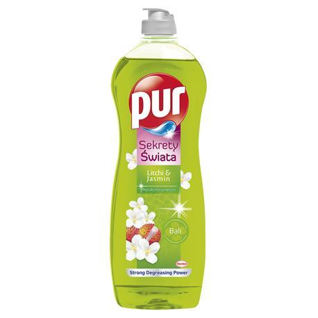 Płyn do naczyń Pur 750 ml Litchi
