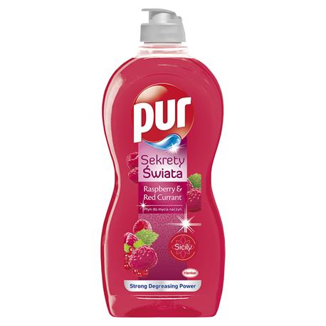 Płyn do naczyń Pur 450 ml Raspberry