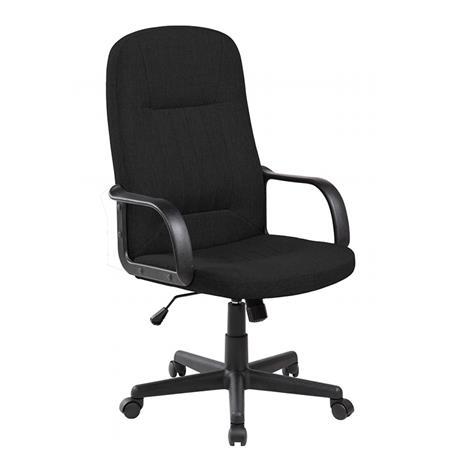 Fotel biurowy Malta czarny-22470