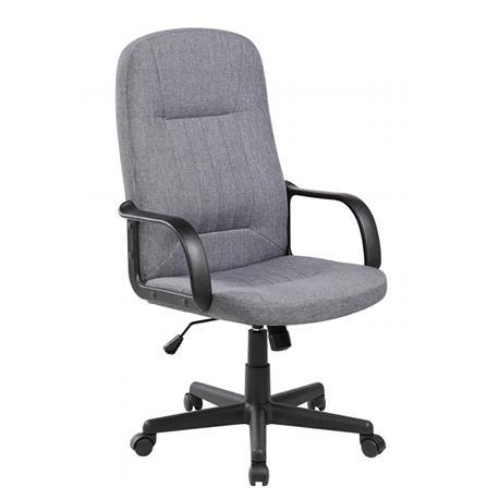 Fotel biurowy Malta szary-22474