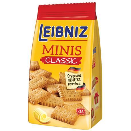 Ciastka Leibniz Minis Classic 120g-22894