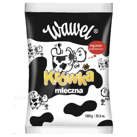 Cukierki Wawel Krówka mleczna 1kg-14918